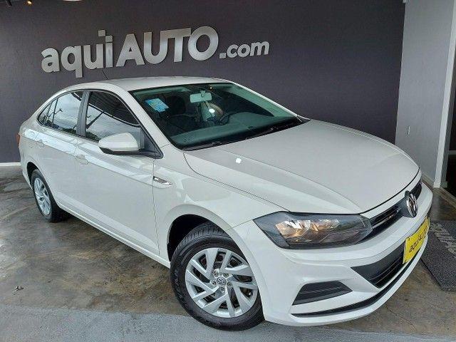 Volkswagen Virtus 1.6 Automático 2019 Pouco Rodado, ainda na garantia de fábrica!!!