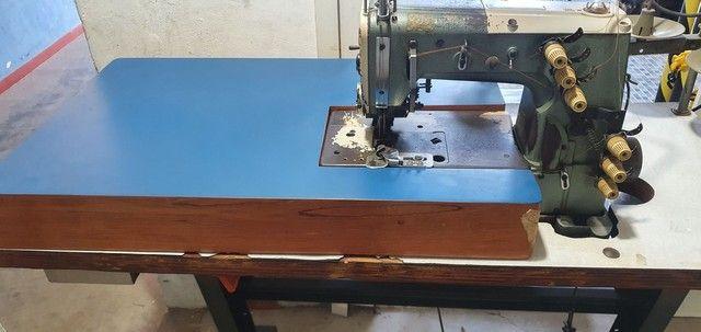 Maquinas de costura industrial para confecção em geral - Foto 6
