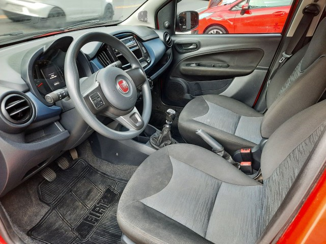 Fiat Uno Vivace Atrative 1.0 Completo ano 2016 - Foto 5