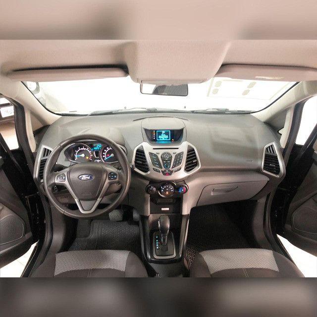 Ford Ecosport 1.6 16v Se Flex Powershift 5p - Foto 10