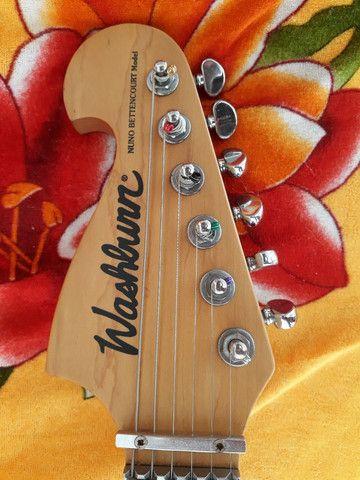 Guitarra Washburn N2. V/T  - Foto 5
