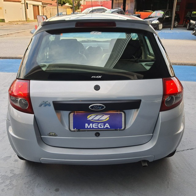 Ford Ka 2011 1.0 Mpi Flex Manual 2p - Foto 5