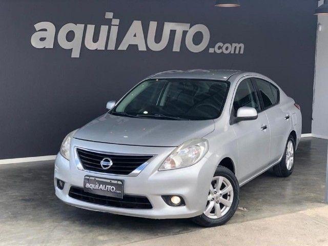 Nissan Versa  SL 1.6 16v 2013 Bem Conservado!!! - Foto 4