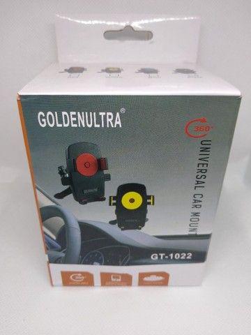Suporte Veicular Para Celular Carro Automotivo Gps Vidro GT-1022 - Foto 5