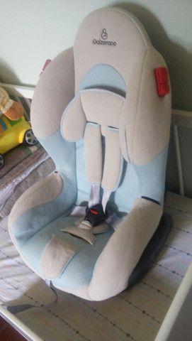 Cadeirinha Para Auto de Bebê Galzerano De 9 a 25Kg - Foto 3