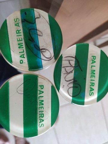 Palmeiras Jogo de Botão Autógrafados Campeão 1994 - Foto 4