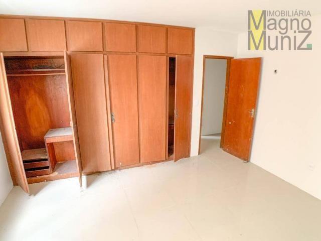 Apartamento com 3 suítes para alugar, 200 m² por R$ 1.700/mês - Dionisio Torres - Fortalez - Foto 15