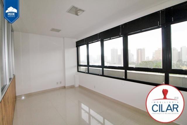 Escritório para alugar em Cabral, Curitiba cod:05587.002 - Foto 12
