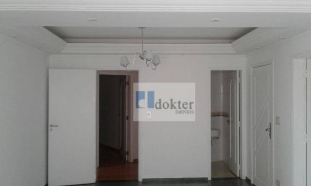 Apartamento para alugar, 186 m² por R$ 3.465,00/mês - Freguesia do Ó - São Paulo/SP