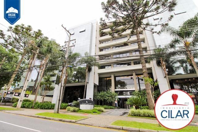 Escritório para alugar em Cabral, Curitiba cod:05587.002 - Foto 2