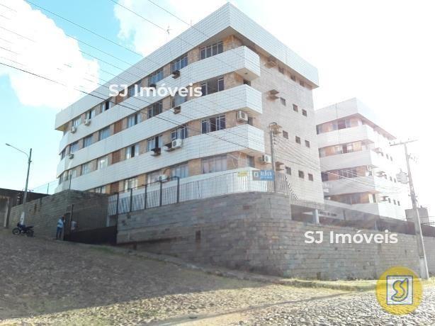 Apartamento para alugar com 3 dormitórios em Sossego, Crato cod:33980