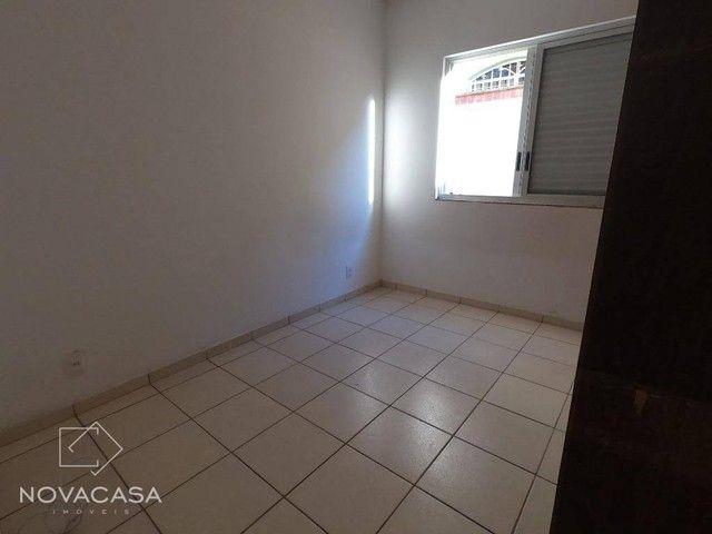 Apartamento Garden com 3 dormitórios para alugar, 97 m² por R$ 1.485/mês - Heliópolis - Be - Foto 15