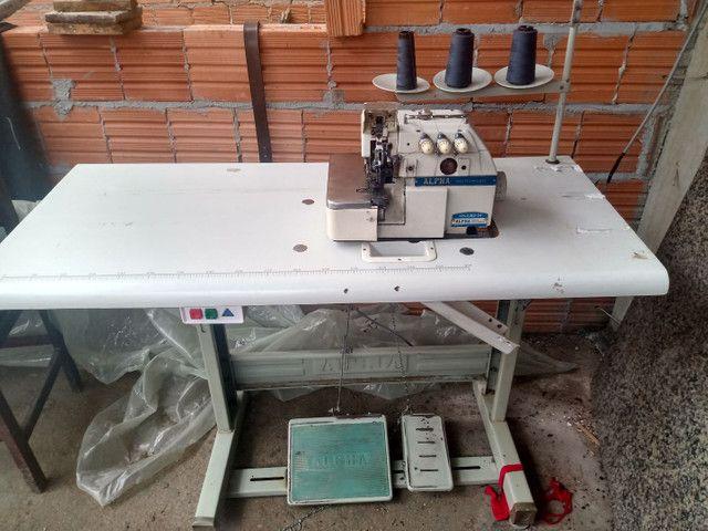 Vendo máquina industrial orverlok - Foto 5