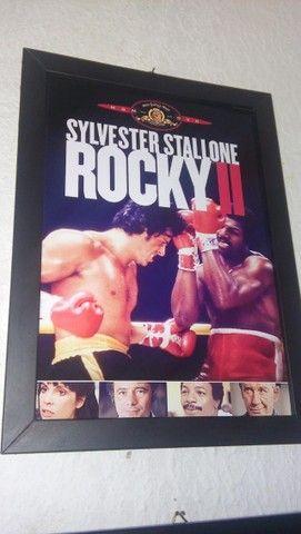 Quadros Rocky Balboa - Foto 4