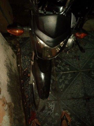 Vendo moto cg fan 125 ano 2014  - Foto 3
