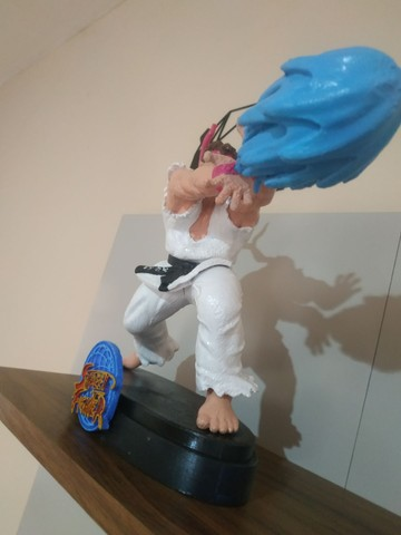 Action Figure Ryu Street Fighter - Foto 2