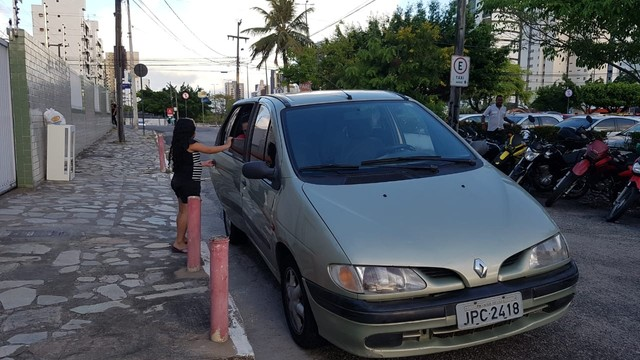 Renault sceanic completo emplacado  - Foto 6