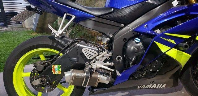 Ponteira esportiva universal para moto  - Foto 2