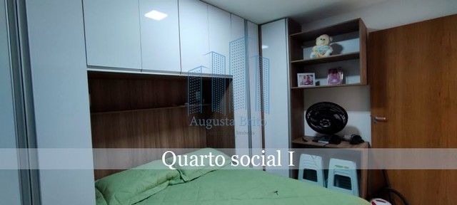 Vendo Belíssimo apartamento com 3 quartos, com Ótima localização no Altiplano - Foto 7