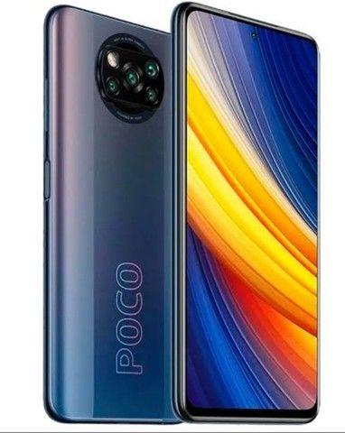 Poco X3 Pro Xiaomi de 256gb, 8gb ram, nfc, novo, lacrado. - Foto 2