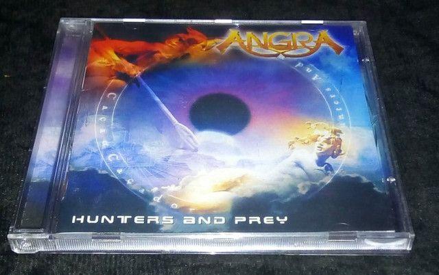 Angra Rebirth ( e Hunters And Pray) - Foto 4