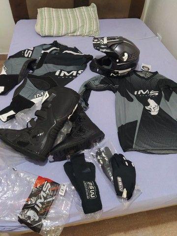 Roupa de moto Cross IMS Race wear - Foto 3