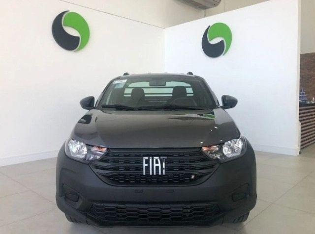 Fiat Strada 1.4 Endurance Cab. Plus Flex 2p