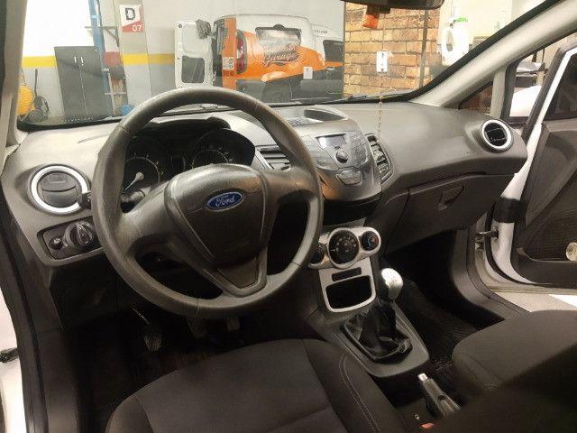 Ford New Festa SE 2014