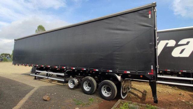 Conjunto Scania Streamline Trucado 6x2 + Sider Librelato 28 Pallets 2015 - Foto 4