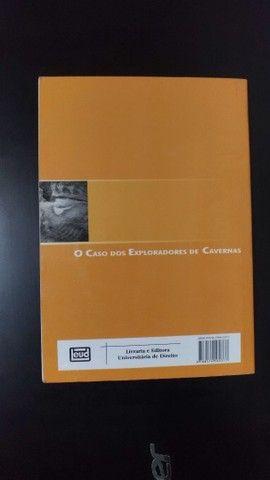 Livro O Caso dos Exploradores de Cavernas - Foto 2
