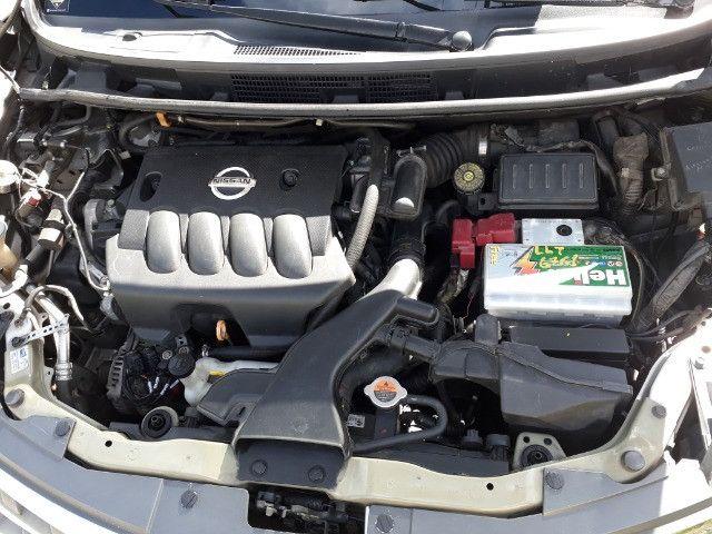 Livina sle 1.8 xgaer automático 2013 completo - Foto 10