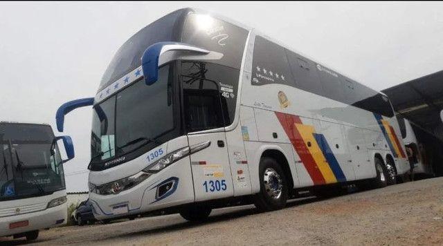 Ônibus Marcopolo Paradiso LD G7 2011