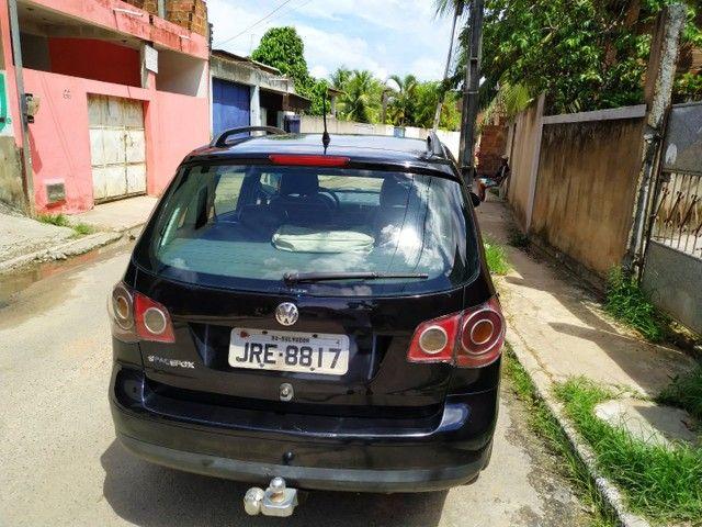 Carro de procedência quatro pneus novos banco em couro - Foto 5