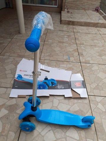 Patinete scooter infantil 3 rodas - Foto 2
