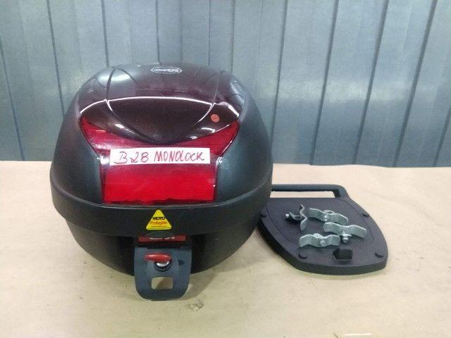 Bau Bauleto Givi Monolock 29 litros - Foto 5