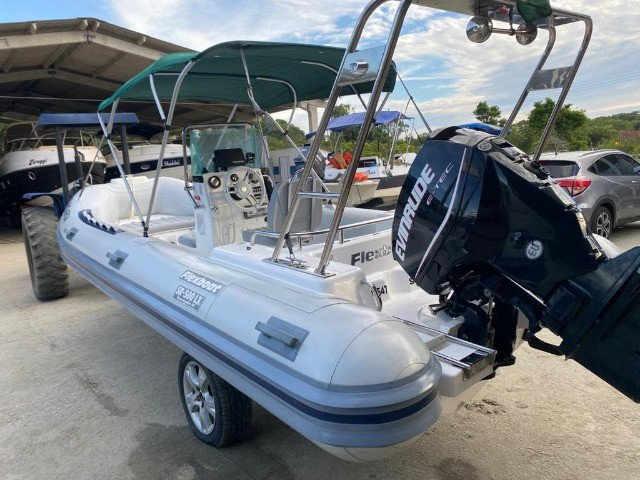 bote flexboat sr-500 gII lx - Foto 4