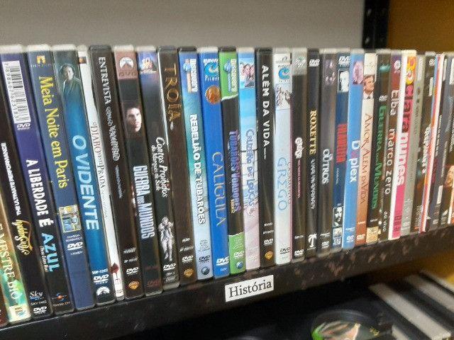 DVDs e CDs Originais