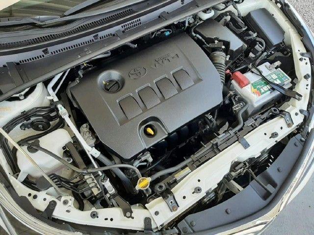 Toyota Corolla Sedan GLI 1.8 16v Automático 2017 Único Dono!!! - Foto 13