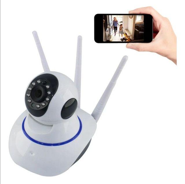 Câmera de segurança wi-fi