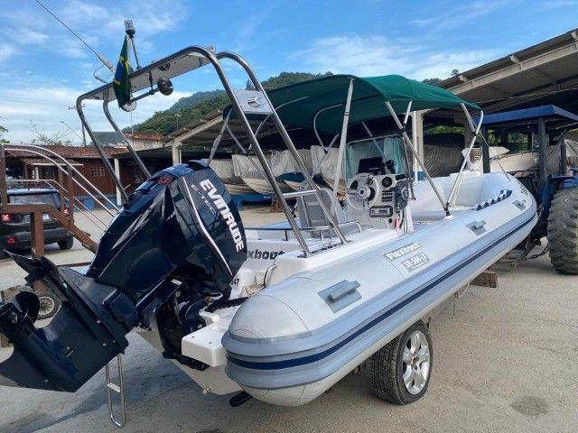 bote flexboat sr-500 gII lx - Foto 6