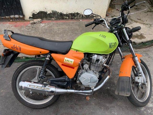 Moto sundown Max 125