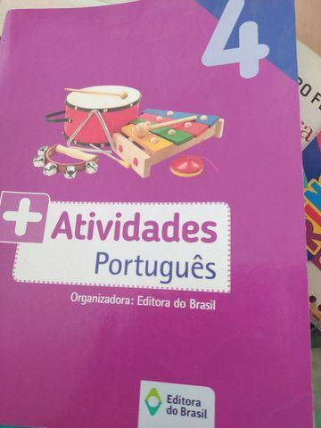 Livros do 4 ano da editora do Brasil - Foto 3