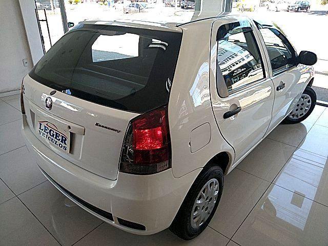 Palio 2012 Branco 04 portas com Ar Condicionado! - Foto 3