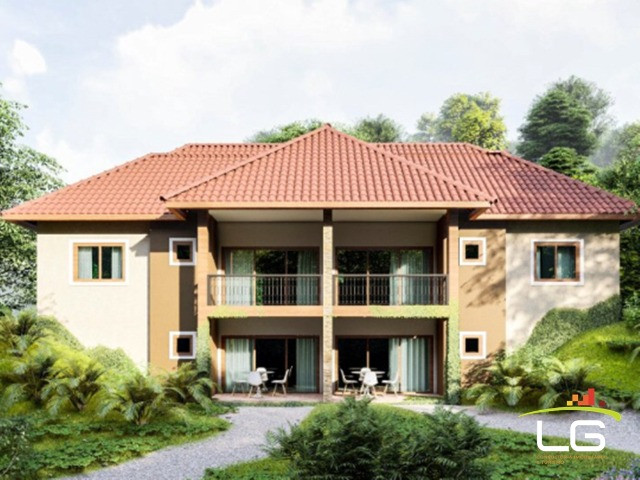 Apartamentos na Serra de Guaramiranga, Ceará