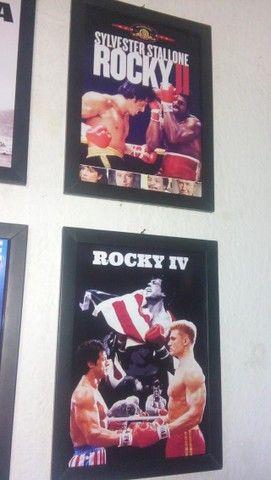Quadros Rocky Balboa - Foto 3