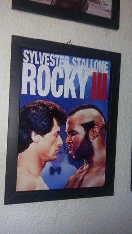Quadros Rocky Balboa - Foto 6