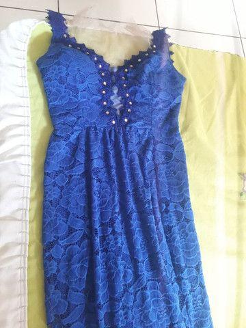 Vestdo azul  - Foto 2