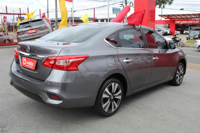 Nissan Sentra SV 2.0 AT. 2020 - Taxas à partir de 0.84% - Foto 5