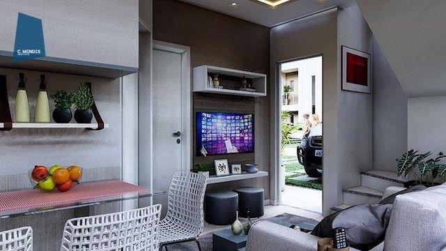 Apartamento Duplex com 3 dormitórios à venda, 66 m² por R$ 249.000,00 - Passaré - Fortalez