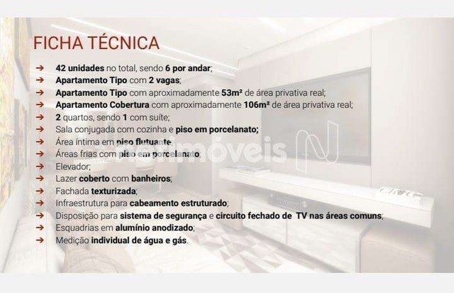 Apartamento à venda com 2 dormitórios em Carlos prates, Belo horizonte cod:849931 - Foto 3